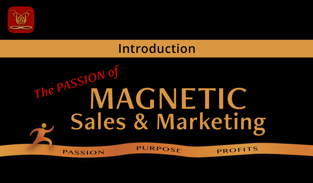 Passion in Action MAGNETIC Sales & Marketing